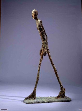 Giacometti at the Galleria d'Arte Moderna