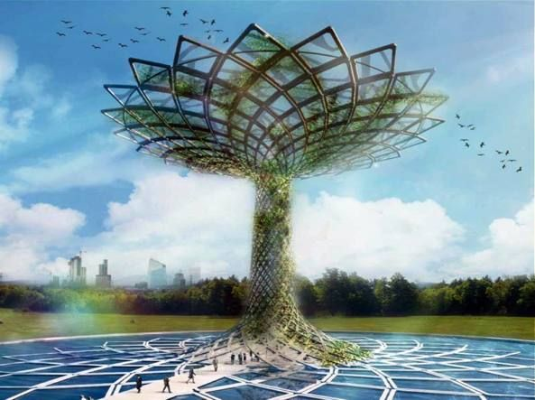 Expo's Tree of Life plan approved