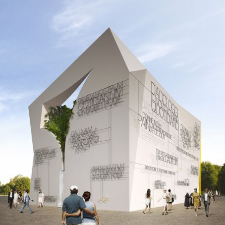 Vatican presents pavilion for Milan's Expo 2015
