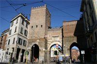 Porta Ticinese, S. Ambrogio