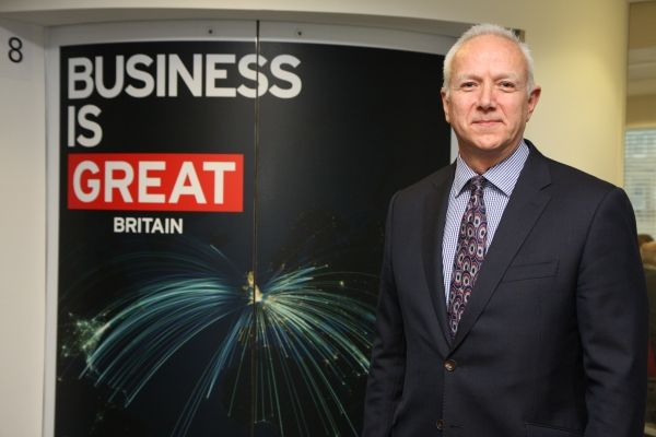New British Consul in Milan