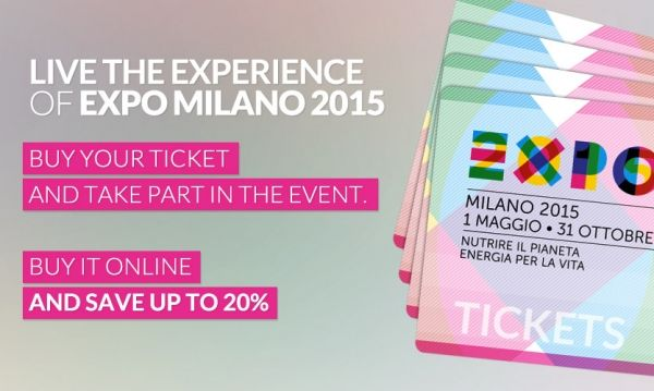Expo tickets: full details