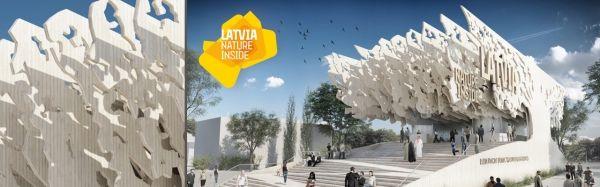 Latvia withdraws from Expo