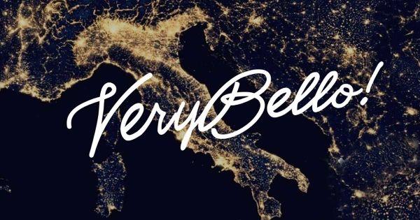 VeryBello website for Expo