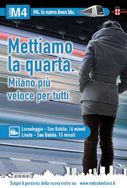 Dig starts for Milan metro line M4