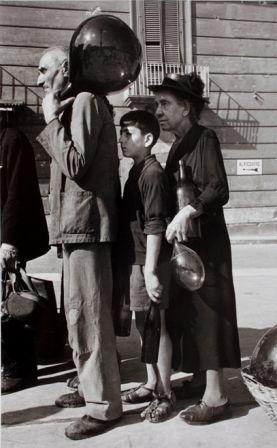 Robert Capa in Italy 1943-44