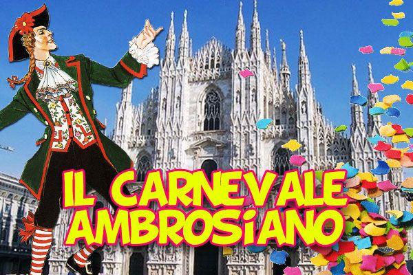 Milan Carnival under way