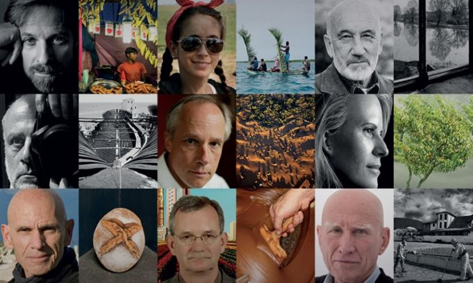 Famous photographers for Expo clusters