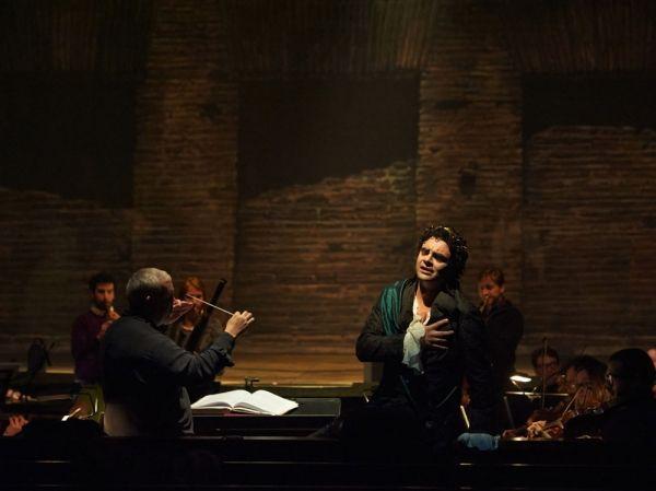 Lucio Silla by Mozart