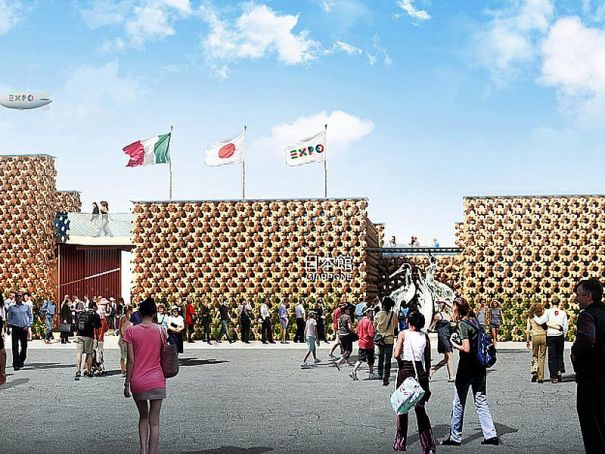 Milan's Expo 2015 opens with Pope Francis