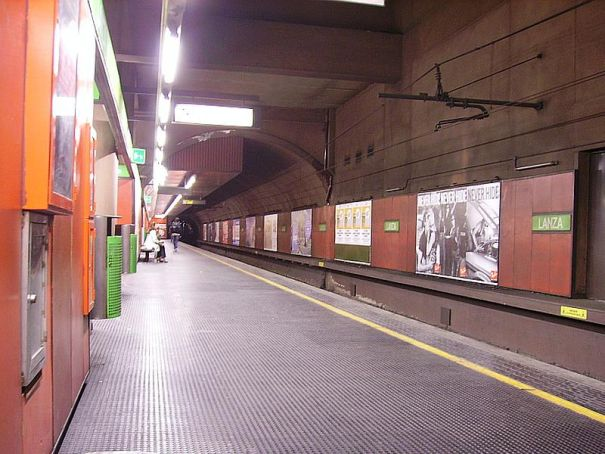 M2 Lanza station to reopen