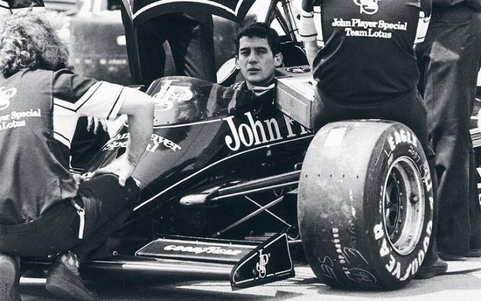 Ayrton Senna. 21 March 1960 – 1 May 1994