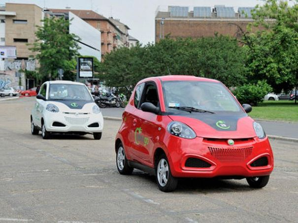 "Milan launches ""Share 'n' Go"" electric minicar sharing"