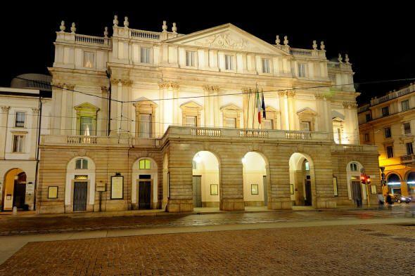 Concerts at La Scala
