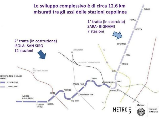 Two new M5 stations to open shortly