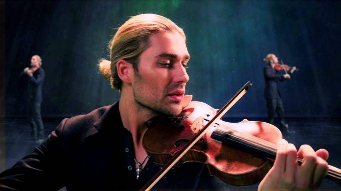 David Garrett Duomo concert