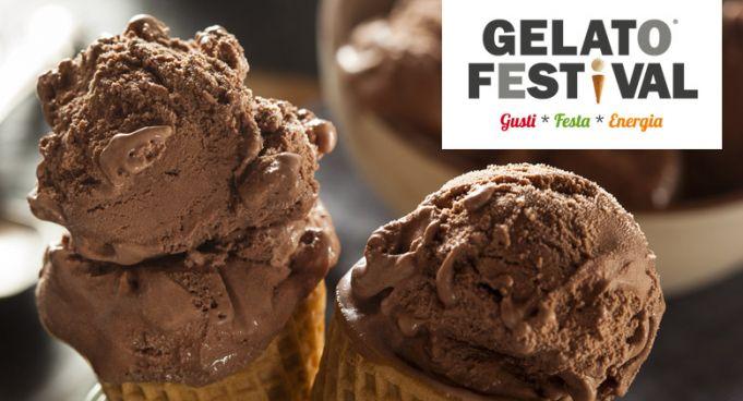 Milan hosts gelato festival