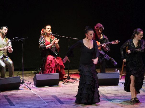 Milano flamenco festival starts on 1 July