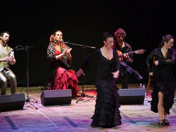 Milano flamenco festival starts on 1 July