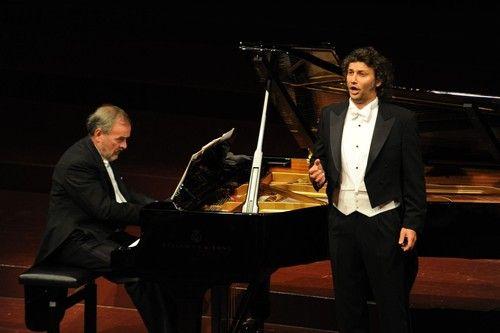 Kaufmann, Florez, Nucci and Carreras sing in Milan