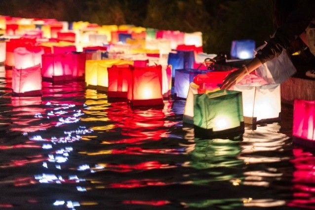 The Night of the Lanterns