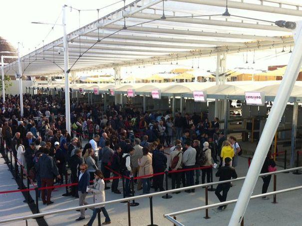 Expo Milan 2015 clocks up six million visitors