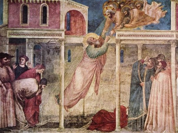 Giotto masterpieces in Milan