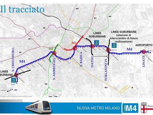 Major roadworks in Corso Plebisciti