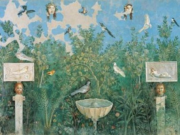 Myths and Nature from Greece to Pompeii