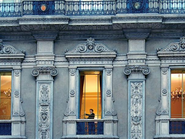Milan hosts world's only certified 7-star hotel