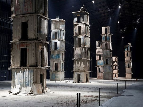 Anselm Kiefer at HangarBicocca
