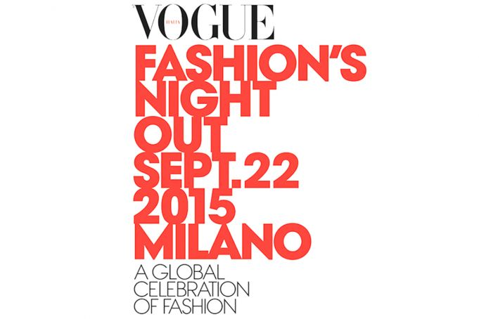 Vogue Fashion's Night Out on Tuesday
