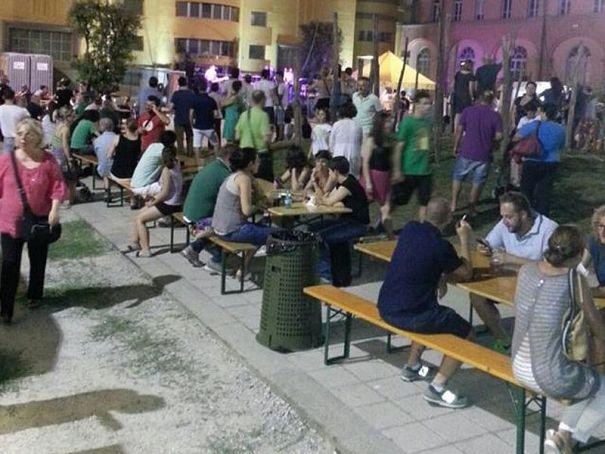 Street Food Parade in Milan