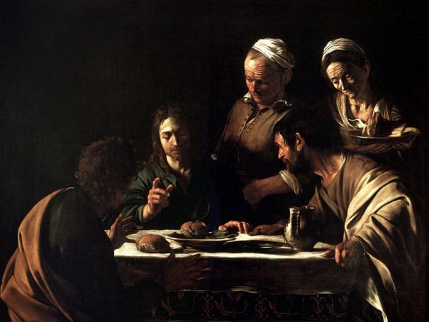 Caravaggio's Supper at Emmaus leaves for Paris and Japan