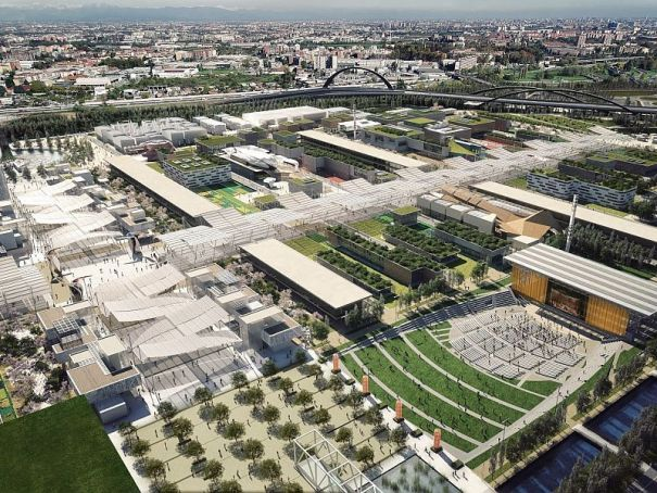 Expo Milan 2015 site earmarked as technological pole