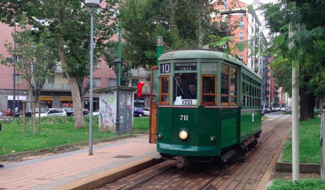 Milan gets new tram line