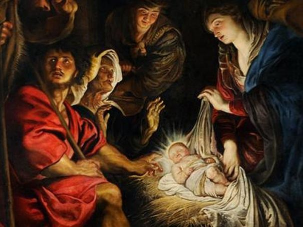 Rubens's Adoration of the Shepherds on view in Milan