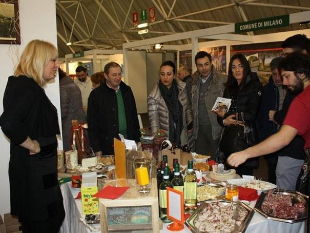 Farm holidays fair in Milan