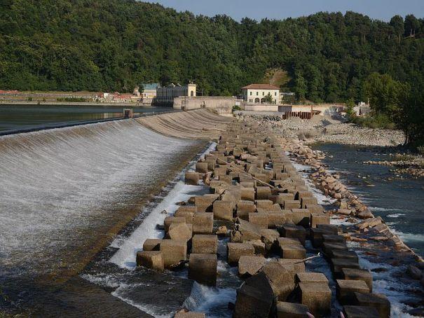 Lago Maggiore approaches critical level