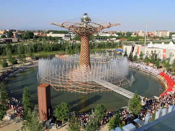Expo's Tree of Life won't be moved to Milan centre