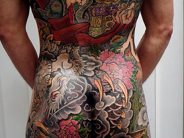 Milan hosts 21st Tattoo Convention