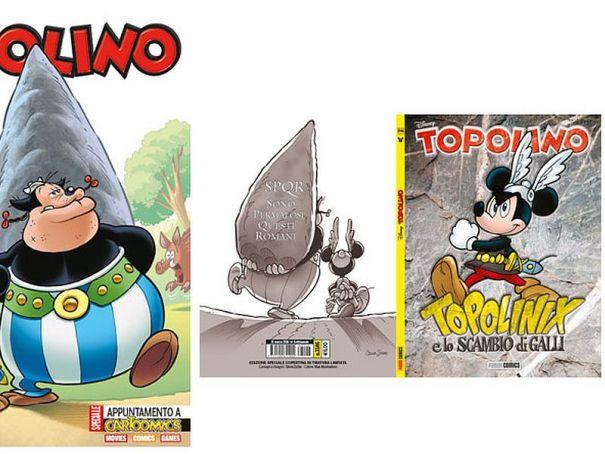 Cartoomics back in Milan