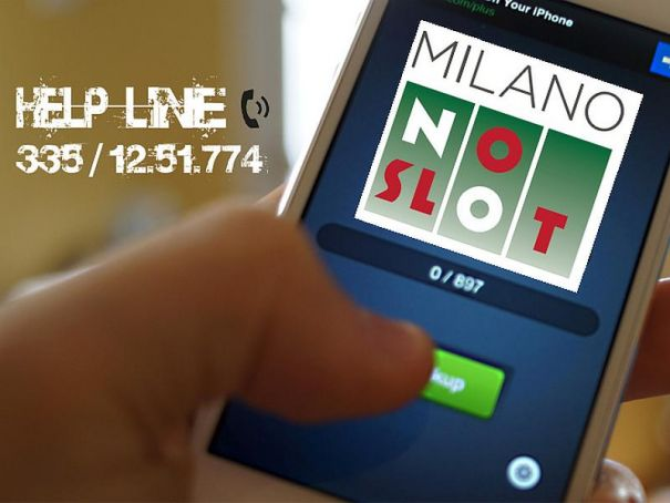 Milan steps up campaign against betting machines