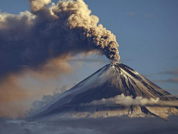 Milan hosts exhibit on history and evolution of volcanoes