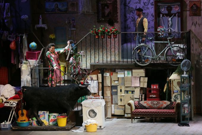 La Scala stages two Ravel operas