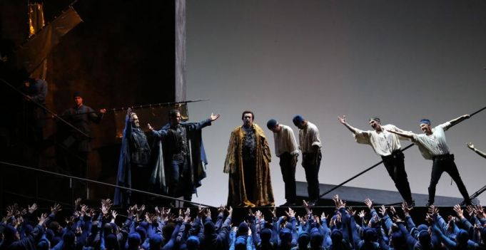 Simon Boccanegra at La Scala
