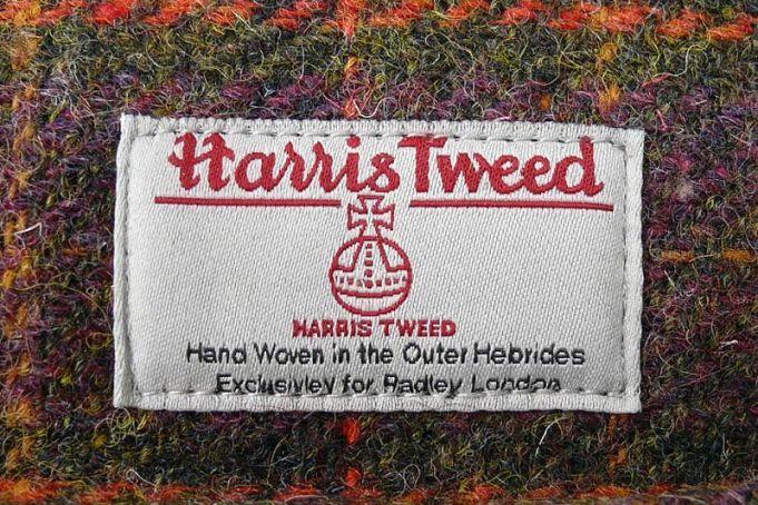 Milan welcomes Harris Tweed