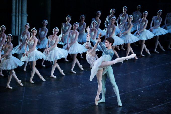 Swan Lake at La Scala