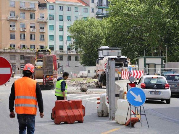 Milan's new metro line to bring traffic disruption