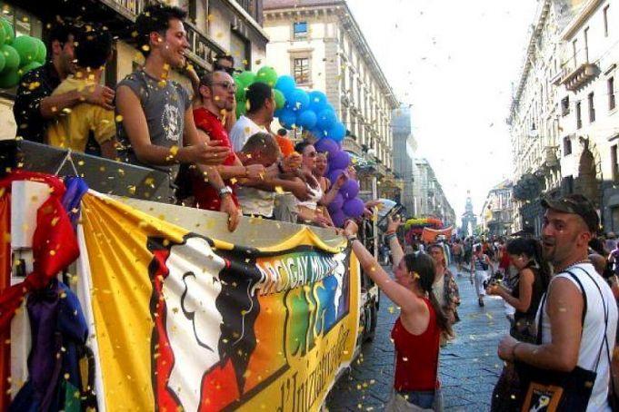 Milan celebrates Pride Week